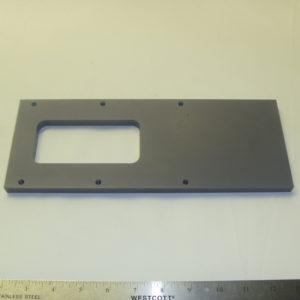 CHAFING PLATE - MID FEEDER