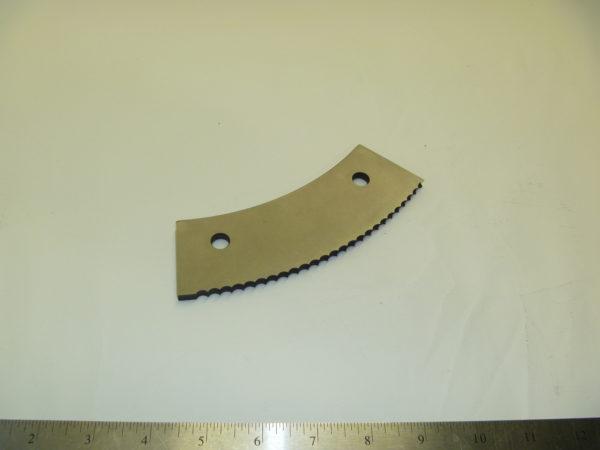 """KNIFE, EMBA, SERR  6MM X 6"""""""
