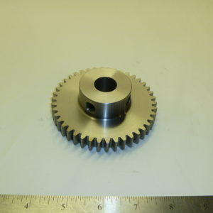 GEAR ON VACUUM ROLL