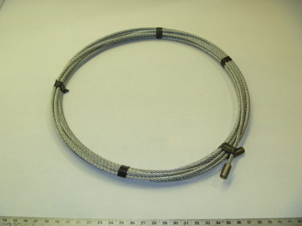 CABLE ASSY, LIFT, 46' 7 X 19
