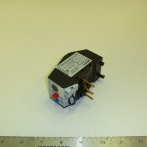 OVERLOAD RELAY  1.25 - 2A